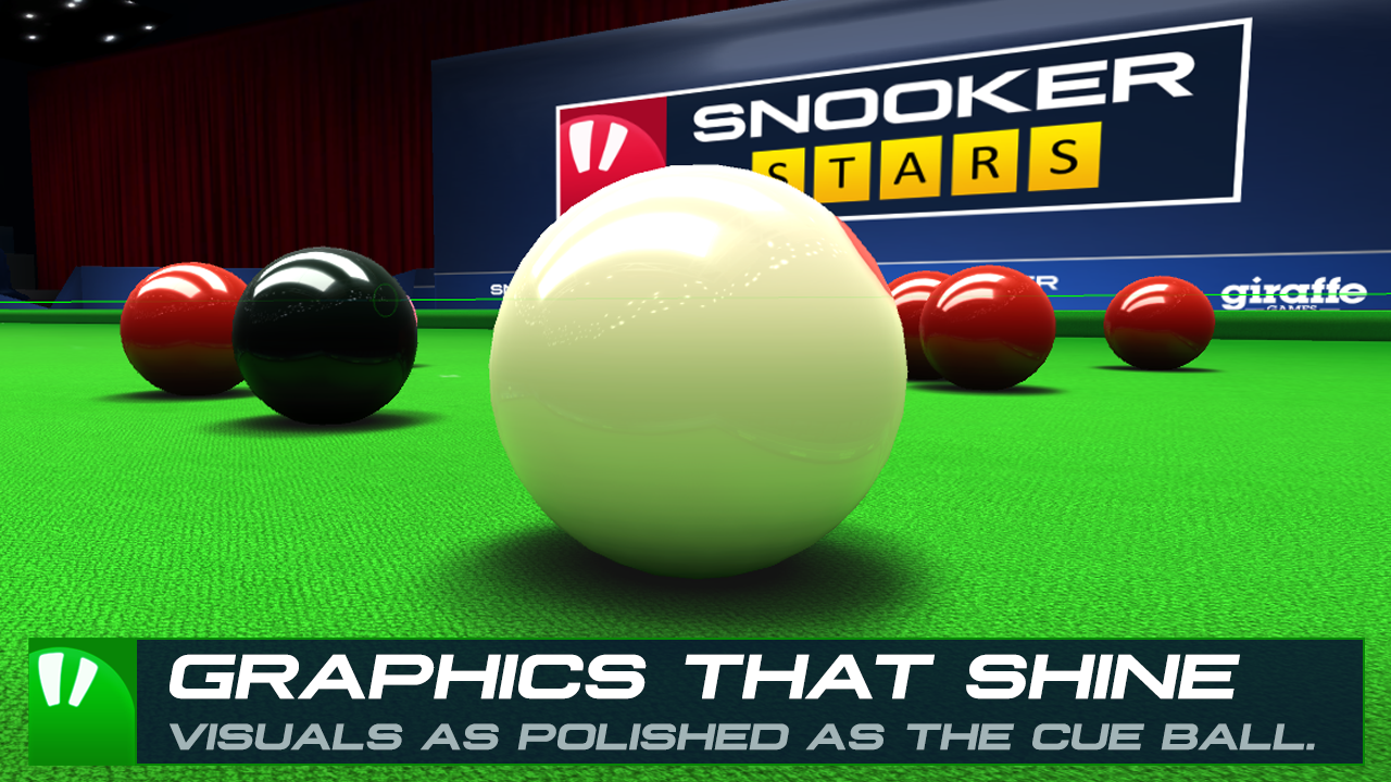 Snooker Stars Screenshot 2