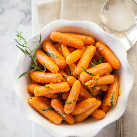 Sweet Carrots with Tarragon
