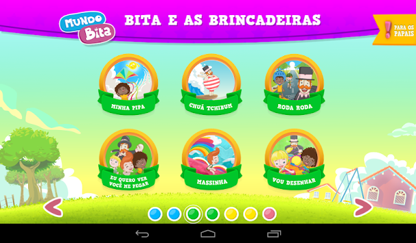 Mundo Bita APK screenshot thumbnail 8