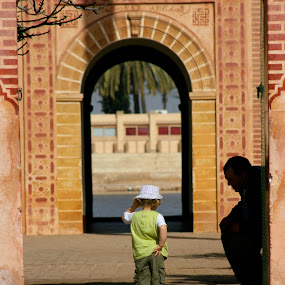 by Charlotte Weychan - News & Events World Events ( children, travel, morocco )