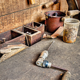 by Dragos Tranca - Artistic Objects Antiques ( old, tools, vintage )