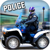 Police Quad 4x4 Simulator 3D For PC (Windows And Mac)