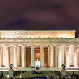 Lincoln Memorial by Robert Sellers - Buildings & Architecture Public & Historical ( dc, washington, lincoln, abraham, washington dc )