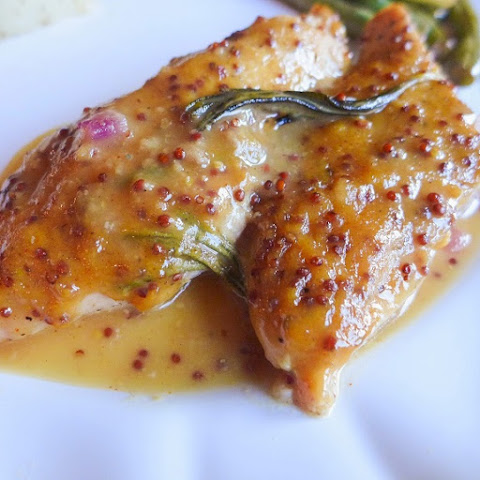 Slow Cooker Honey-Dijon Chicken