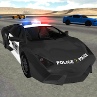 Police Car Driving Simulator For PC (Windows And Mac)