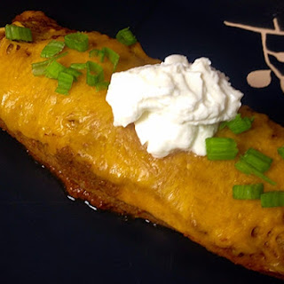 Healthy Chicken Enchiladas