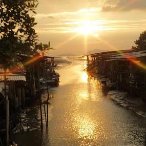 Jala 2 by Nasaruddin Naseh - Landscapes Sunsets & Sunrises