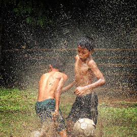 water football ... by Agus St - Sports & Fitness Soccer/Association football