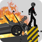 Stickman Flatout Epic Icon