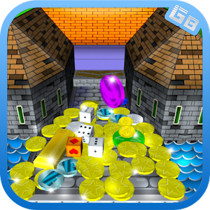Cover art Coin Dozer - Classic Castle