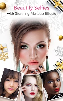 YouCam Makeup: Selfie Makeover APK screenshot thumbnail 2