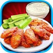 Buffalo Wings: Food Game
