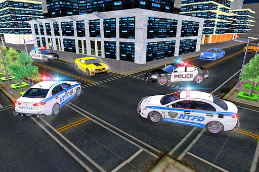 Miami Police Highway Car Chase City Hot Crime War screenshot 4