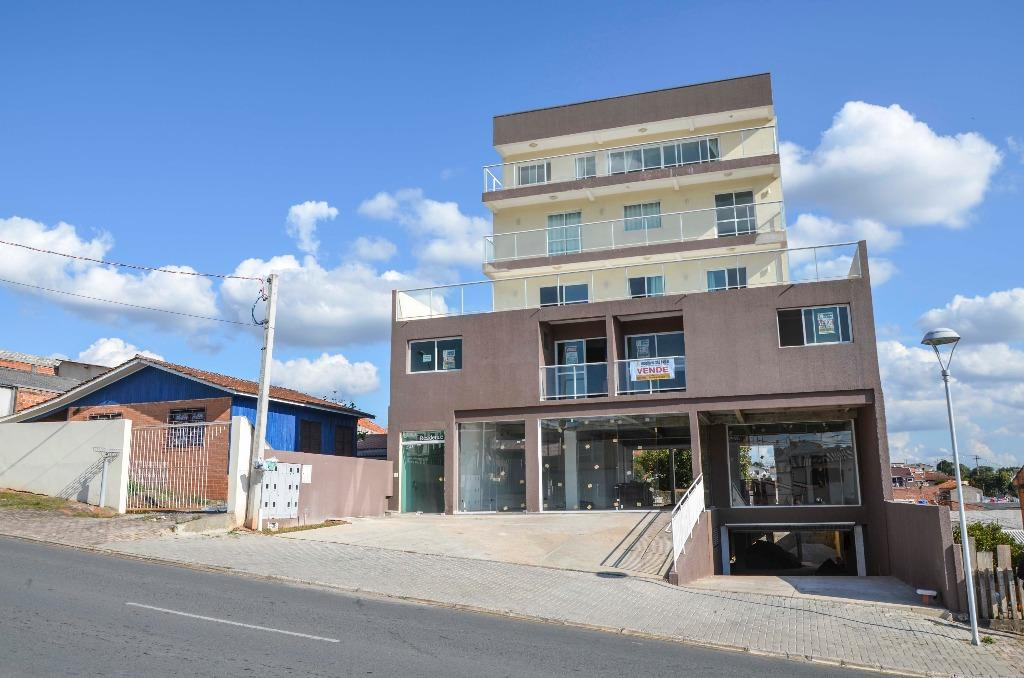 Apartamento residencial à venda, Iguaçu, Araucária.