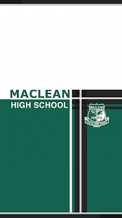 Maclean High School - screenshot