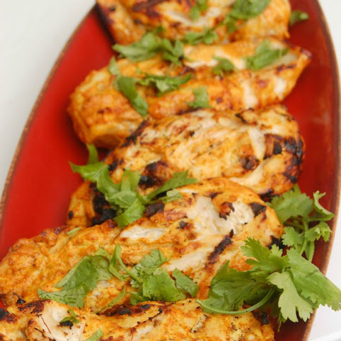 Tandoori Grilled Chicken