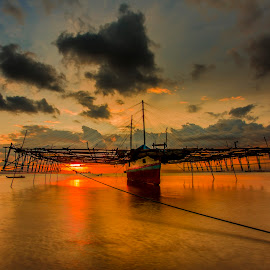 by Abdul Rahman - Transportation Boats