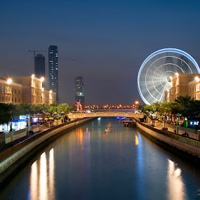 Sharjah  by Walid Ahmad - City,  Street & Park  City Parks