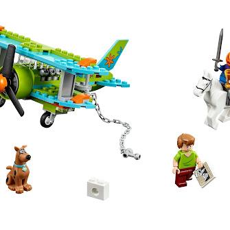 Приключения на таинственном самолете