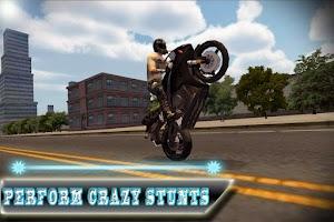 Screenshot of Street Bike Drive