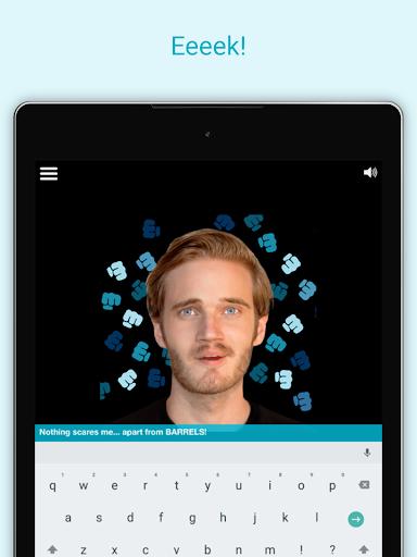 Pewdiebot - screenshot