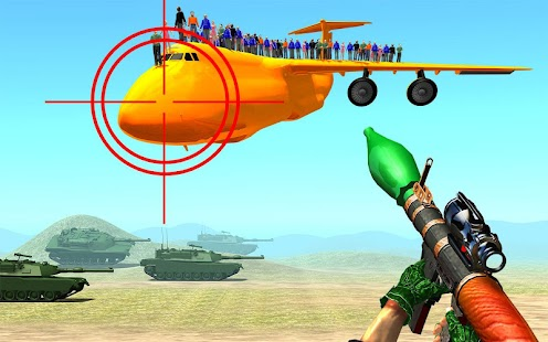 Jet War Fighter Airplane Shooting Game for pc