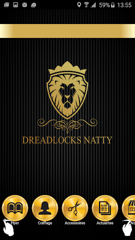 android Dreadlocks Natty Screenshot 6