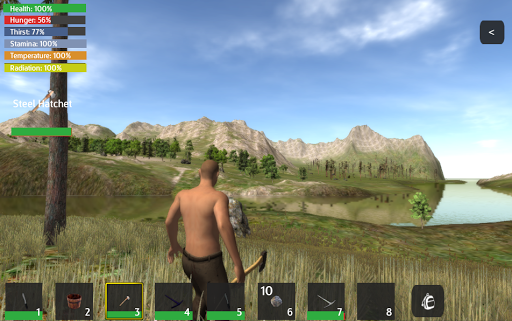 Thrive Island - Survival - screenshot