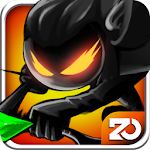 Stickman Revenge: Shadow Run Icon