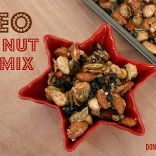 Paleo Trail Mix – Maple Nut Flavor