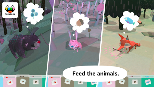 Toca Nature screenshot 3