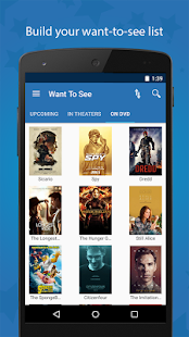 Movies by Flixster- screenshot thumbnail