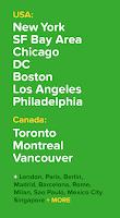 Screenshot of Citymapper - Real Time Transit