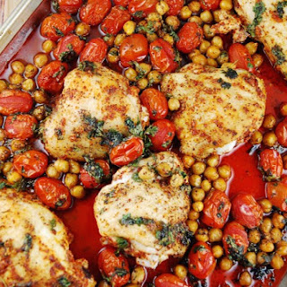 Garbanzo Beans And Tomatoes Recipes