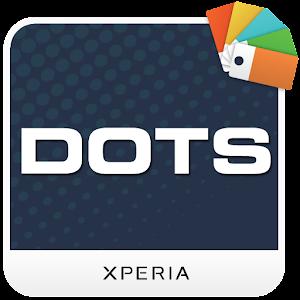 Cover art XPERIA Dots Theme