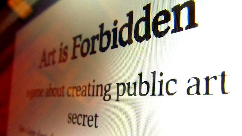 Art is Forbidden