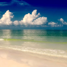 Paradise by Elizabeth Kraker - Landscapes Beaches ( relax, tranquil, relaxing, tranquility )