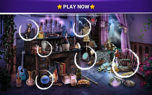 Hidden Objects Haunted House – Cursed Places APK for Kindle Fire