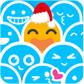 App TouchPal Emoji Keyboard Fun APK for Kindle