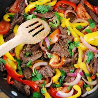 Peruvian Beef Recipes