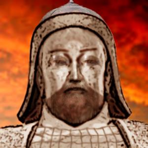 Cover art BattleRex: Genghis Khan