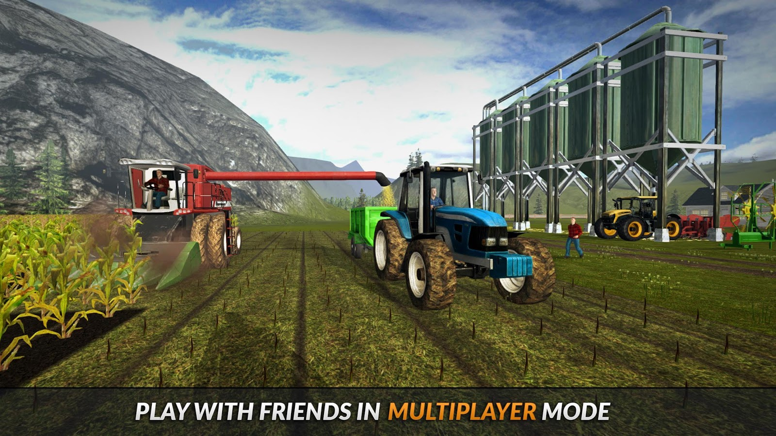 Farming PRO 2016 Screenshot 4