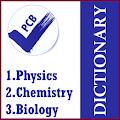 Dictionary PCB [Phy-Che-Bio] APK Descargar