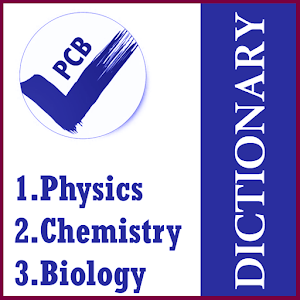 Dictionary PCB [Phy-Che-Bio] Icon