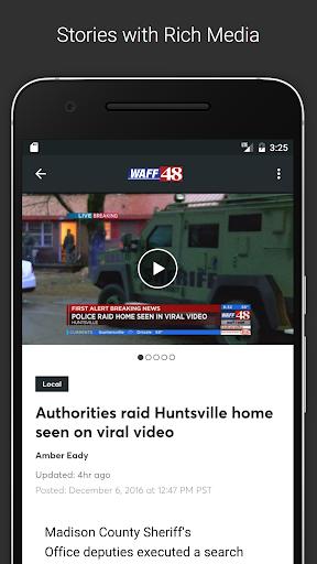 WAFF 48 Local News screenshot 2