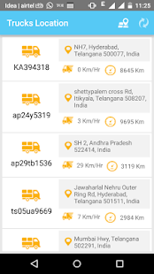 EasyGaadi Locator - screenshot