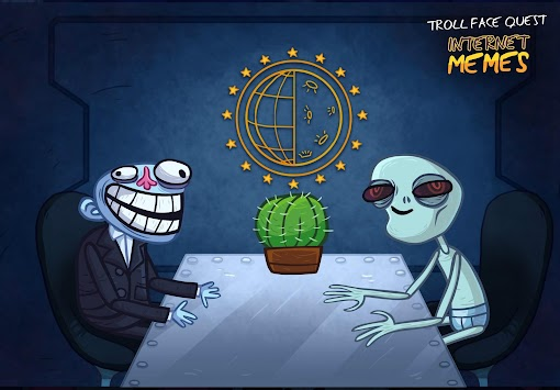 Troll Face Quest Internet Memes apk screenshot