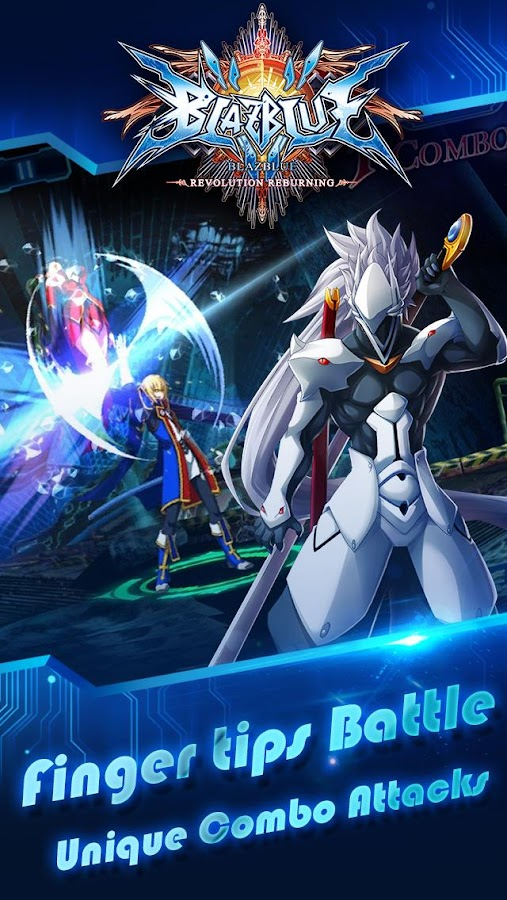 BlazBlue RR - Real Action Game Screenshot 6