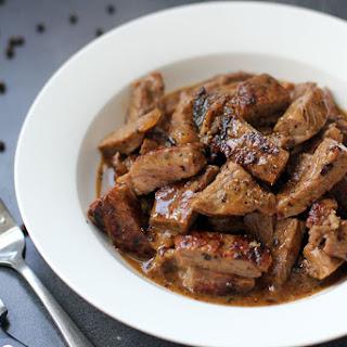 Tenderloin Steaks With Sauce Recipes