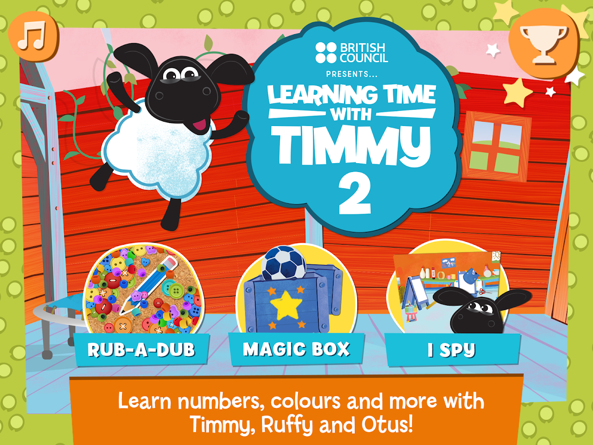 Learning Time With Timmy 2 Screenshot 10